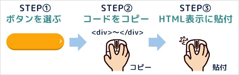 アメブロのボタンの作り方